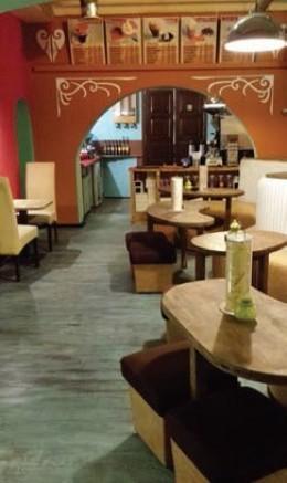 Cafeteca Hirscher-loc de relaxare din Centrul Vechi al Brasovului!