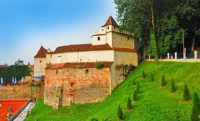 Bastionul Tesatorilor – O parte din istoria Brasovului!