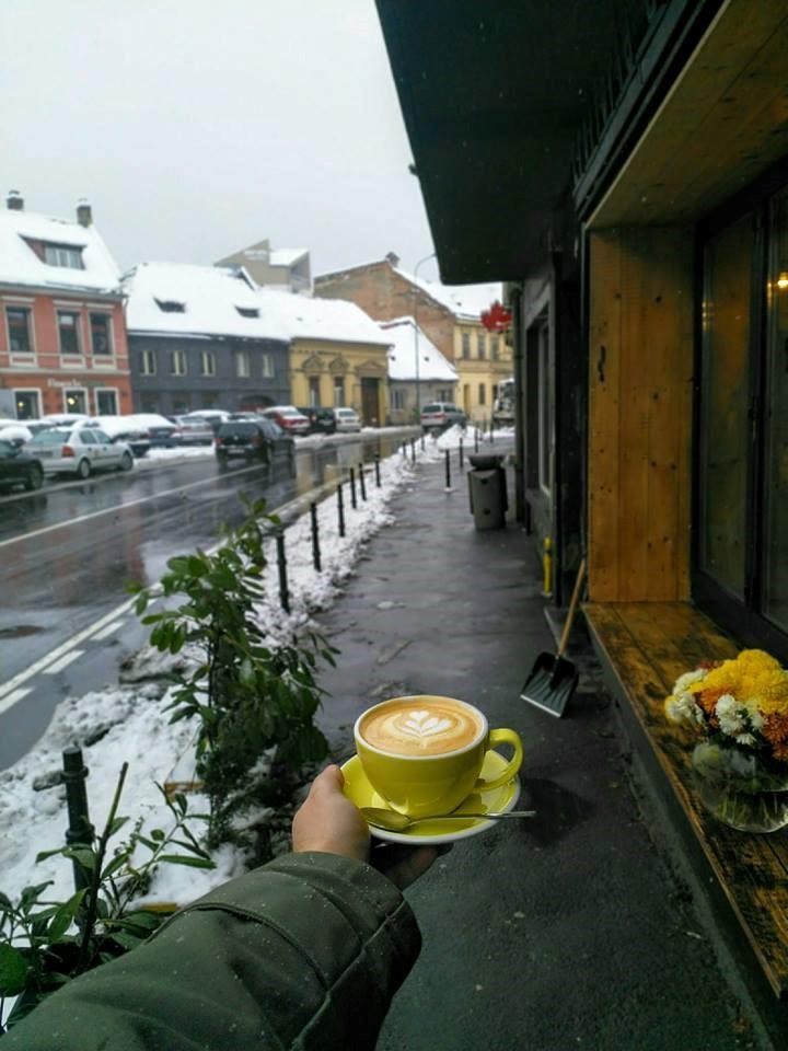 Croitoria de Cafea – loc de relaxare in Brasov!