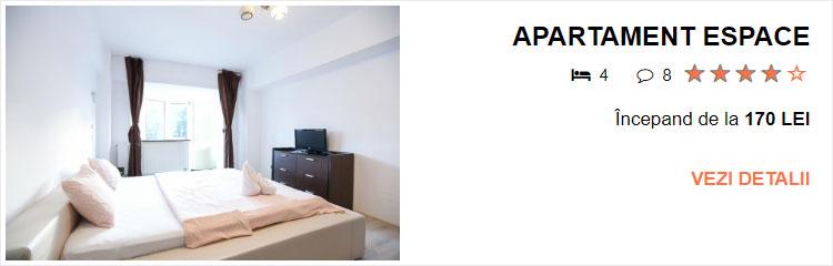 Apartament Espace