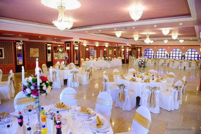 Grand Restaurant sala nunti