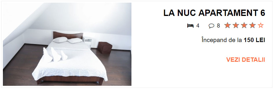 Apartament 6 La Nuc - ZeBrasov